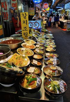 #Namdaemun Food Street