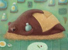 Bear by Galia Zinko
