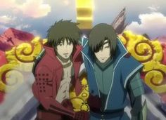 Sengoku Basara - Yukimura & Masamune