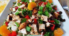Receitas de saladas light