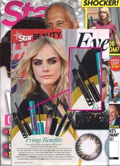 Avon True Color Wide Awake Mascara was featured in Star Magazine as a go-to way to instantly look ready!  Instant eye-opening mascara that instantly lifts lashes for an eye-opening, wide-awake look and locks in curl for hours. Get a wide-eyed look in seconds! ~ Avon Lady Beth Bailey ~ Avon eStore LipstickShoesAndMore.com