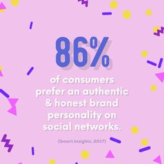 """Brand communication is like any other form of personal engagement: establish trust, be honest, be authentic, and you will get quite far. Social Media is a great outlet to connect with your customers in a deep and genuine manner. Don't waste it trying to """"sell"""" your audience and, as a result, lose their trust. Rather, take time to listen to your biggest fans, learn what is important to them, and share great content that they'll love. Marketing Channel, Content Marketing, Social Media Marketing, Content Media, Customer Engagement, Social Media Branding, Social Platform, Insight, Trust"""