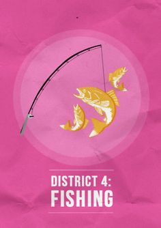 District 4 The Hunger Games