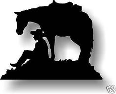 Rodeo, Wildlife items in WESTERN SILHOUETTES by Cow-Horse store on