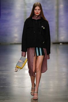 Topshop Unique - Fall 2017 Ready-to-Wear