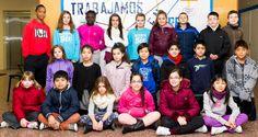 Alumnado ayudante para la mejora de la convivencia de 4º, 5º y 6º en el colegio público San Jorge