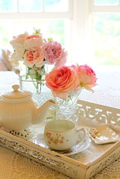 Aiken House & Gardens: Happy Mother's Day! ...... beautiful tea time today