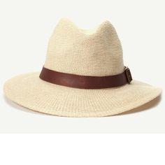 ac945be7af848 April Rose cotton wide brim fedora Women s hat with 3