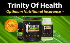 This week we are giving you a chance to win 1 of 10 Packs of Athletic Greens, Bottle of Omega 3 and a year supply of Vitamin D3 drops.