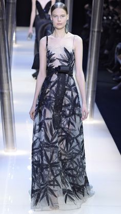 Giorgio Armani Prive Haute Couture Spring/Summer 2015                                     via @AOL_Lifestyle Read more: http://www.aol.com/article/2015/02/02/the-most-beautiful-gowns-from-paris-haute-couture-week/21136040/?a_dgi=aolshare_pinterest#slide=3323436|fullscreen
