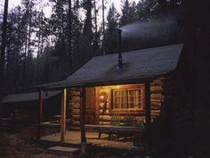 A Northern Cabin: Photo