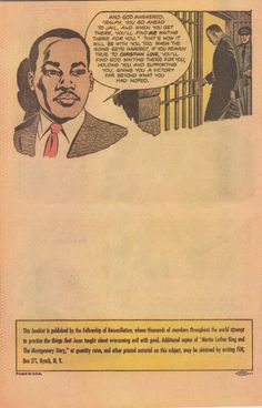 Martin Luther King and the Montgomery Story, December 1957 by the Fellowship of Reconciliation | by Alfred Hassler and Benton Resnik