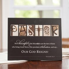 pastor appreciation table decorations | ... Gift Ideas tagged with dayspring product catalog | Unique Gift ideas