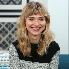 """Imogen Poots Jokes That Shooting With Zac Efron Was """"Brutal!"""" Fav girl, fav film of the mo"""