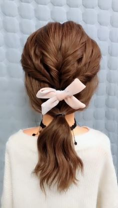 Many girls will dress themselves carefully when going on a date. In addition to choosing beautiful clothes, they also need to wear a beautiful hairstyle. These princess hair styles are too suitable for girls to use when dating Cute Little Girl Hairstyles, Easy Hairstyles For Long Hair, Cute Hairstyles For Short Hair, Summer Hairstyles, Braided Hairstyles, Wedding Hairstyles, Quinceanera Hairstyles, Homecoming Hairstyles, Medium Hair Styles