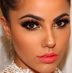 Spring & Summer Makeup Trends (2015)