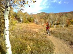 Ride Report: Snowbasin Resort, Ogden, Utah | Singletracks Mountain Bike News