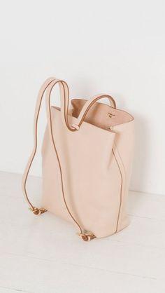 7ad62be26848a Como Fazer Bolsa Saco (Bucket Bag) Sem Costura