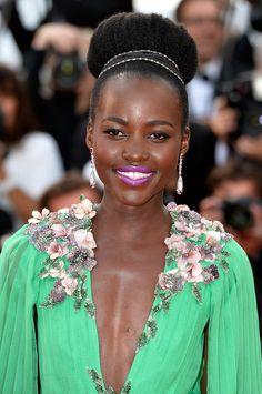 Pin for Later: Seht die Stars in ihren schönsten Roben beim Filmfest in Cannes Lupita Nyong'o