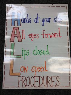Mrs. Terhune's First Grade Site!: Anchor Charts--Really creative for all grades!