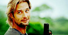 [GIF] Sawyer<3
