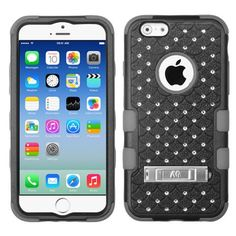 DIAMOND TUFF HYBRID PHONE PROTECTOR COVER