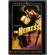 """The Heiress"" starring Olivia de Havilland, Montgomery Clift (1949)"