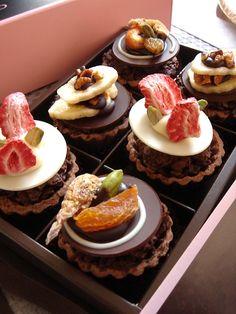 Fruit Tarts | GIOTTO(ジョトォ)|  銀座Japan ♥ Dessert
