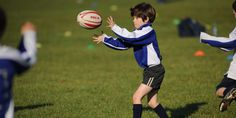 Occupational Therapy Program Using Rugby to Help Children Thrive (The Huffington Post)