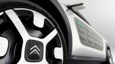 Citroen Cactus Concept - Wheel detail