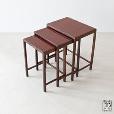 1000 Images About Nesting Tables On Pinterest