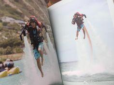 "thekoreanbigbang: "" Daesung in Hawaii Photobook Source:  Mushroomzeze """