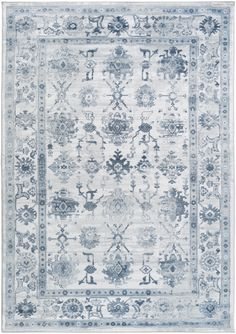 The worn, vintage look of the Ellis Rug is ready to be a grounding piece in any space. With an simple and well-loved look, we promise this won't disappoint.