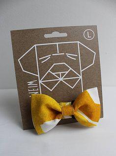 weim / Obojok Anton - s motýlikom #dog #dogcollar #bowtie #new #packaging #WEIM #Slovakia