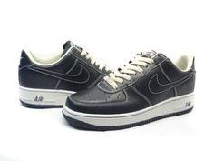 Air force 1 Low Shoes-Cheap Men s Nike Air force 1 Low Shoes Black  94fd1638f