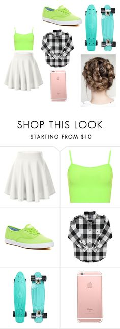 """Summer"" by bre-winter ❤ liked on Polyvore featuring WearAll and Keds"