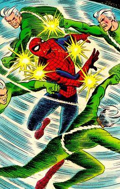 AMAZING SPIDER-MAN #71 (April 1969) - John Romita Sr.