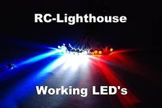 ﹩. RC Car Truck Truggy LED Lights Working 4W4R4B 5mm8  State of Assembly - Ready-to-Go, UPC - 708215070749