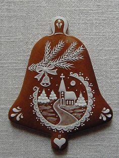 Fancy Cookies, Sweet Cookies, Iced Cookies, Christmas Gingerbread Men, Gingerbread Ornaments, Holiday Treats, Christmas Treats, Hungarian Cookies, Cookie Images