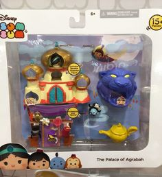 18 Disney Toys From New York Toy Fair 2017 That You Need to Have Cute, awesome, and totally amazing Disney toys! Tsum Tsum Toys, Disney Tsum Tsum, Toddler Toys, Baby Toys, Jasmin Party, Disney Rooms, Disney Disney, Tsumtsum, Barbie Birthday