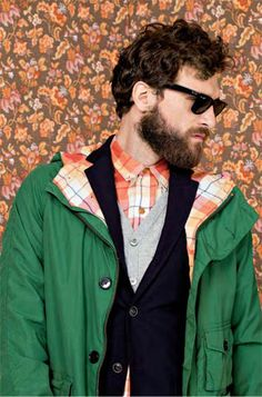 A preview of Bellerose fall fashions.