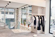 Maison Kitsune Paris Boutique
