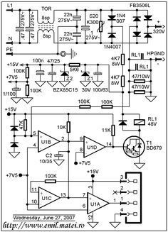 555timer based water level controller free electronics circuits soft start circuit schematic ccuart Image collections