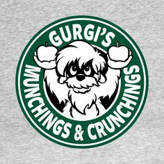 Check out this awesome 'Gurgi%27s+Munchings+%26+Crunchings' design on @TeePublic!