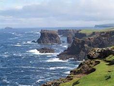 Eshenes, Shetland Islands, Scotland