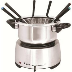KitchenWorthy Electric Fondue Set - Case Pack 8 SKU-PAS754716 by KitchenWorthy. $357.61. Please refer to the title for the exact description of the item. Allof theproductsshowcased throughoutare100%OriginalBrand Names.. 100% SATISFACTION GUARANTEED. KitchenWorthy Electric Fondue Set. The KitchenWorthy electric fondue set will make your next gathering memorable. The set features a stainless steel bowl with an adjustable thermostat. Retail Packaged: Color gift b...