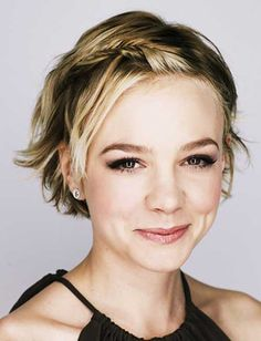 10.Cute Short Hairstyle for Girls