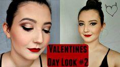 Classic Romance Valentines Day Makeup Look Makeup Tutorials, Makeup Ideas, Day Makeup Looks, Valentines Day Makeup, Romance, Classic, Romance Film, Derby, Romances