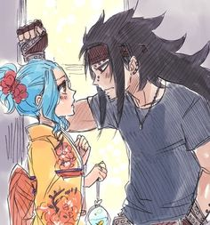 gajeel x levy family - photo #24