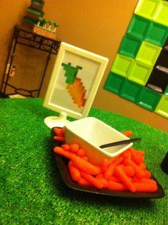 "Photo 24 of Minecraft Birthday Party / Birthday ""Colin's Birthday"" Minecraft Birthday Party, Birthday Games, 9th Birthday, Birthday Parties, Birthday Ideas, Minecraft Food, Minecraft Quotes, Minecraft Stuff, Food Themes"